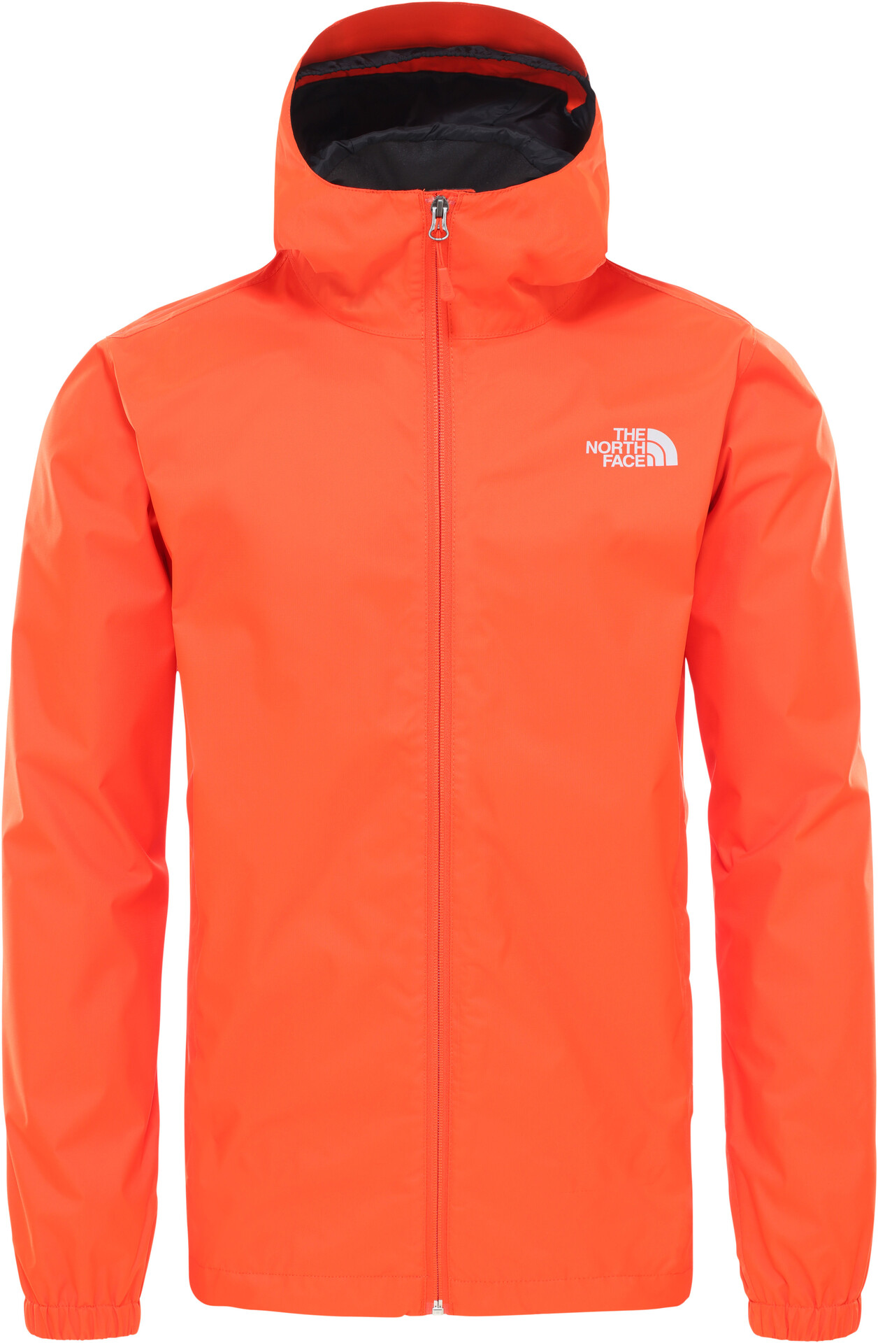 The North Face Quest Jas Heren, acrylic orange